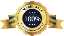 100% money back image